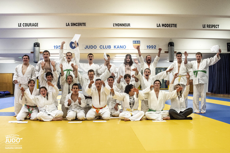 Fin de saison au Judo Adapté