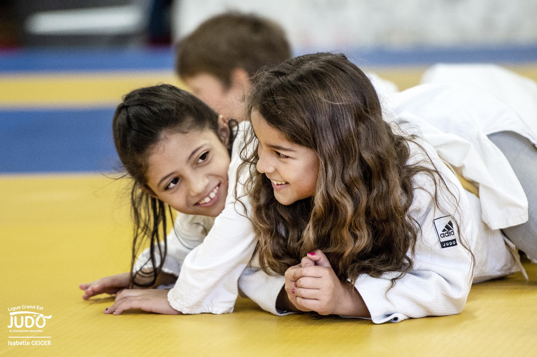 A la rentrée, je fais du judo !