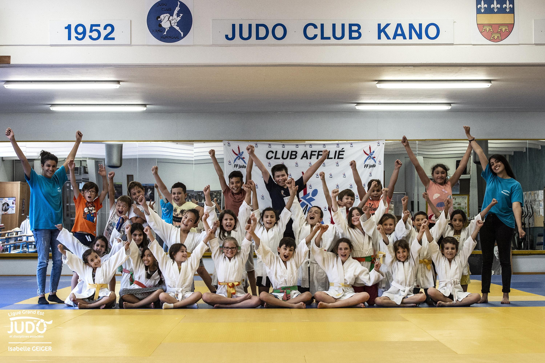 Judo été 2018