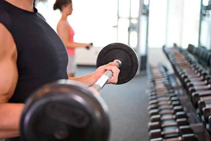 Règles de base de la musculation